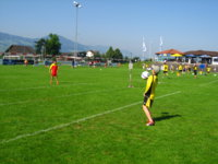 Zonenmeisterschaft U10, U12, U14 2. Runde in Jona 27.6.2010