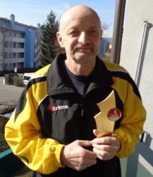200 Schiri-Einsätze - Marcel Hürlimann wird geehrt