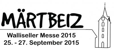 Märtbeiz an der Walliseller Messe 2015